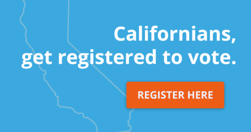 Facebook Share Image California Voter Registration Come On Feel The Bern
